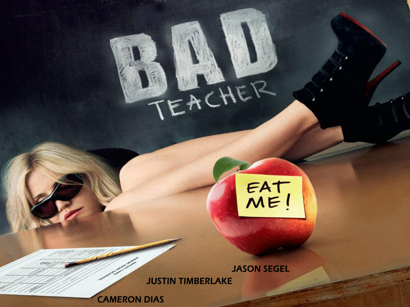 Bad Teacher movie