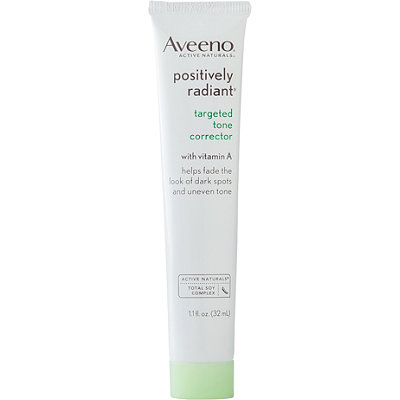 Aveeno Positively Radiant Targeted Tone Corrector | Review | KP FUSION