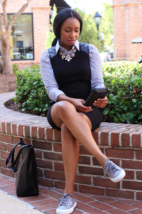 Fall Fashion Must Haves with #thenewbr for KPFUSION
