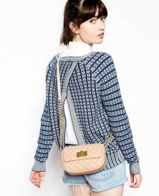Published November 6, 2014 at 518 × 639 in Hot Buy | ASOS Quilted ...