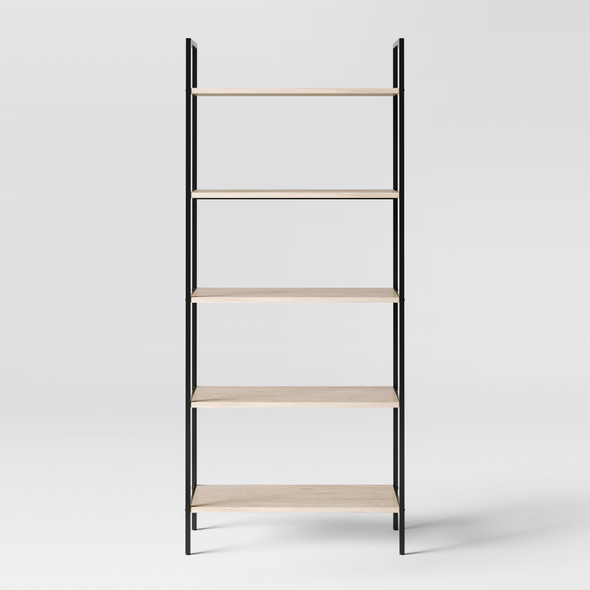 "72"" Loring 5 Shelf Ladder Bookcase - Project 62™"
